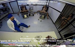 Asia Perez, Mina, Ami Rogue Group Ensemble Search Doctor Tampa