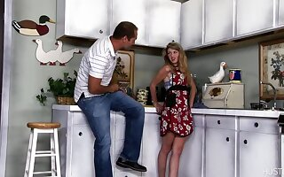 Staci Silverstone in Barely Legal #132