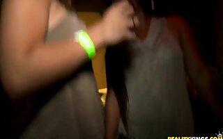 Destroying the dance floor
