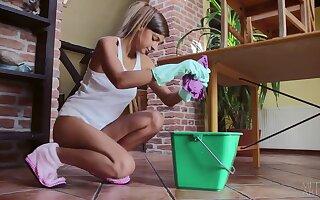 My Supreme Housekeeper - Melena A - MetArtX