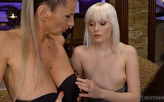 Steamy and wild mature and widely applicable intercourse relating to blonde Conchita